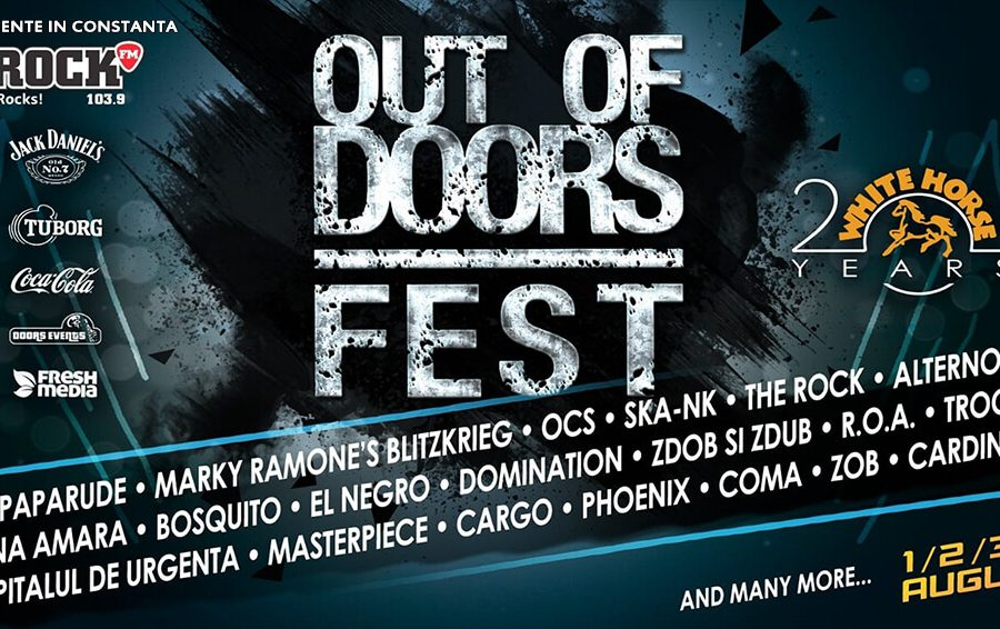 OUT OF DOORS FEST 2019